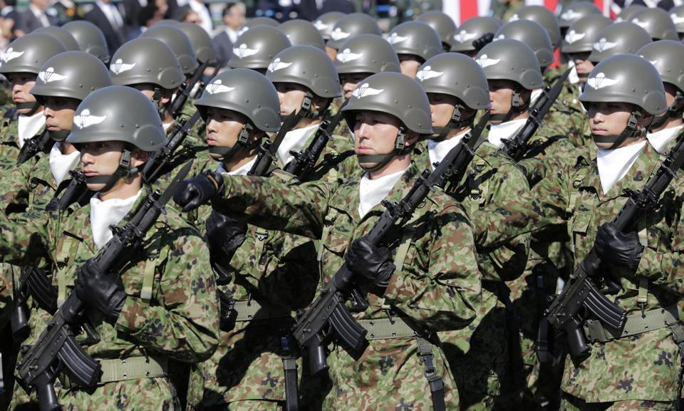 Trung Quốc là lo ngại hàng đầu trong Sách Trắng Quốc phòng Nhật Bản 6