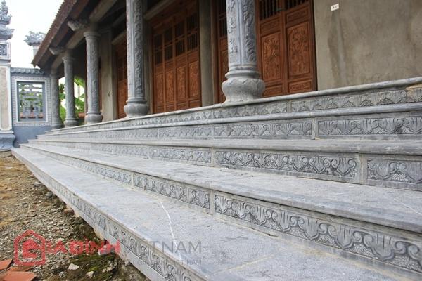 Cận cảnh nhà thờ họ của Trụ trì chùa Bồ Đề Thích Đàm Lan 8