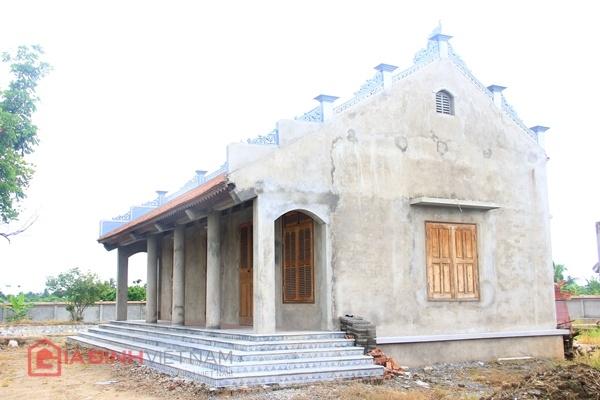 Cận cảnh nhà thờ họ của Trụ trì chùa Bồ Đề Thích Đàm Lan 14