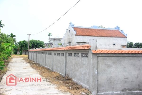 Cận cảnh nhà thờ họ của Trụ trì chùa Bồ Đề Thích Đàm Lan 20