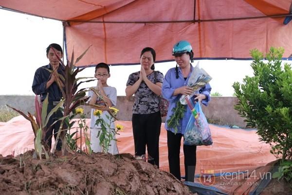 Thẩm mỹ viện Cát Tường: Gia đình làm lễ cầu siêu cho chị Huyền 6