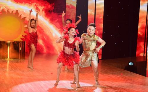 Bước nhảy hoàn vũ nhí 2014: Vòng đối đầu đầy nước mắt 5