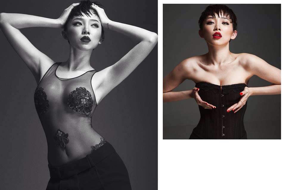 Hình ảnh Tóc Tiên sở hữu đường cong hoàn hảo trong showbiz Việt số 6