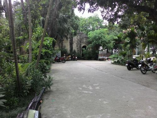 Bảo mẫu chùa Bồ Đề
