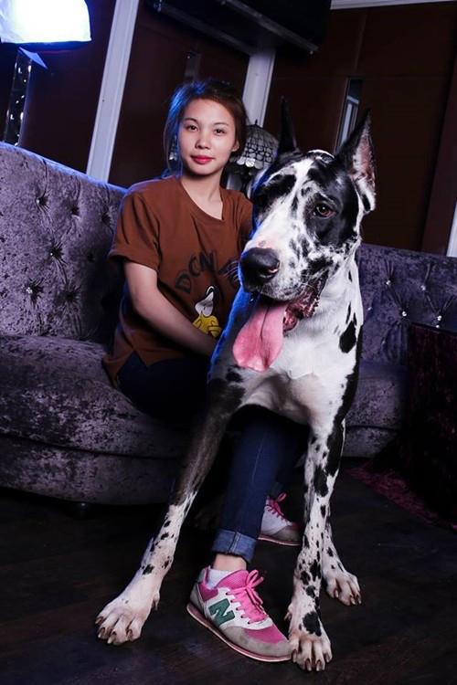 Hình ảnh Chuyện nữ sinh Việt nuôi thú cưng độc số 1