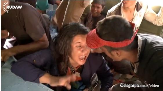"""Khủng hoảng Iraq: Cảnh tượng kinh hoàng tại """"thung lũng chết"""" Sinjar 11"""