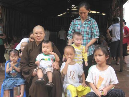 Vụ mua bán trẻ em ở chùa Bồ Đề: Sư thầy Thích Đàm Lan vô can? 5