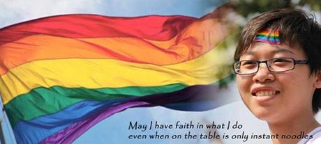 Nghị lực phi thường của nữ thạc sĩ đồng tính 4