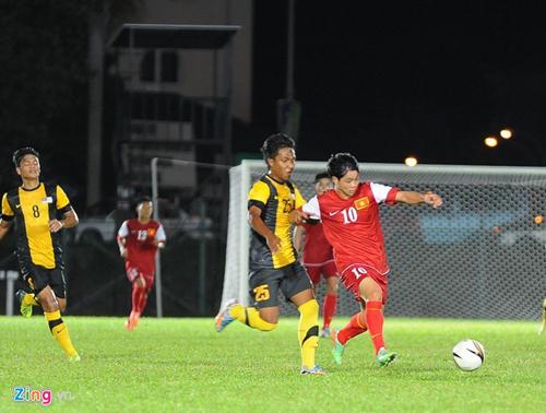 Gáo nước lạnh dành cho U19 Việt Nam 6