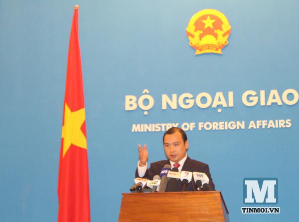 Bộ Ngoại giao trả lời về hợp tác quốc phòng Việt Nam – Hoa Kỳ 4
