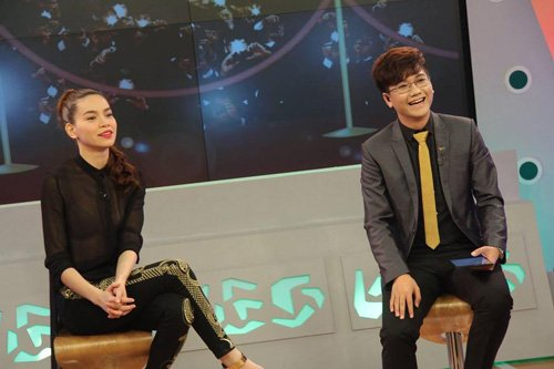 Hồ Ngọc Hà chia sẻ về tin đồn li hôn tại chương trình Bữa trưa vui vẻ 5