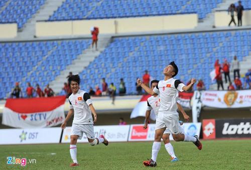 U19 Việt Nam 3-1 U19 Indonesia: Đòi nợ thành công 6