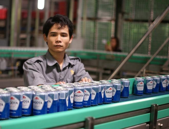 Tận mục quy trình sản xuất bia uống không say đầu tiên ở Việt Nam 9