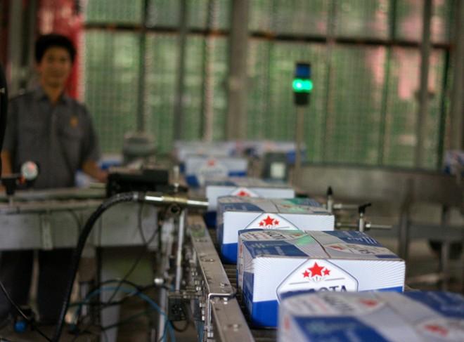 Tận mục quy trình sản xuất bia uống không say đầu tiên ở Việt Nam 10