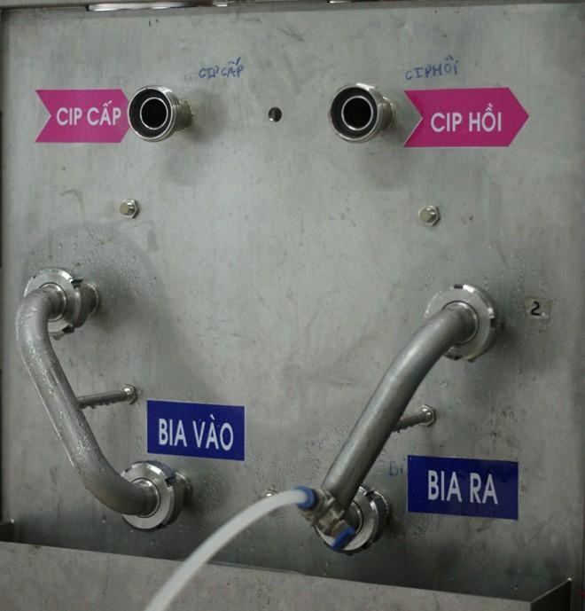 Tận mục quy trình sản xuất bia uống không say đầu tiên ở Việt Nam 4