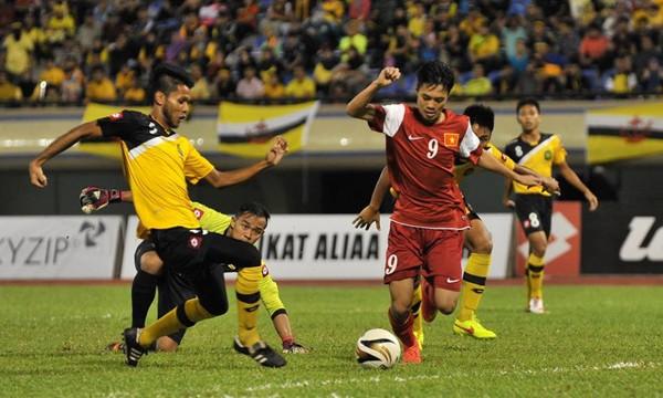 U19 Việt Nam 2 - 2 U21 Brunei: Trận hòa tiếc nuối 6
