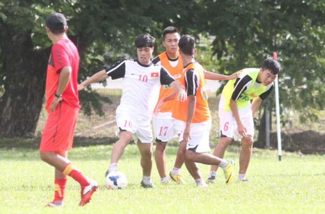 U19 Việt Nam -  U21 Brunei: Vượt cửa ải chủ nhà 6