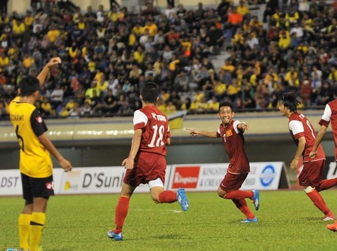 Màn trình diễn của U19 Việt Nam khiến khán giả Brunei thán phục 6