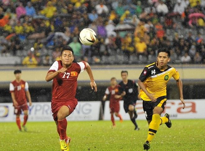 Màn trình diễn của U19 Việt Nam khiến khán giả Brunei thán phục 15