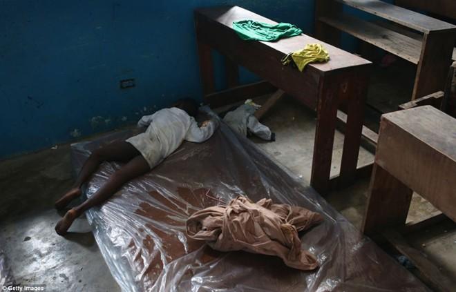 Dịch Ebola: Thảm kịch tan nát gia đình vì Ebola 5
