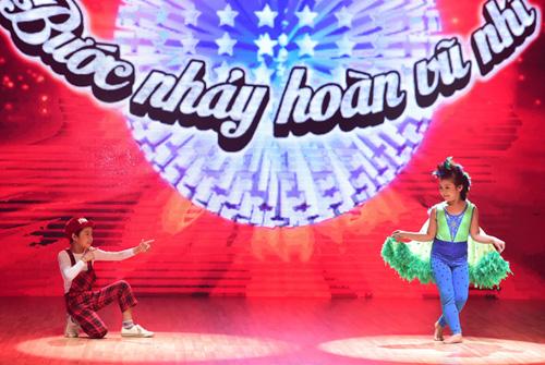 Bước nhảy hoàn vũ nhí 2014 tập 2 vòng đối đầu: Lộ diện 8 thí sinh vào vòng Liveshow 6