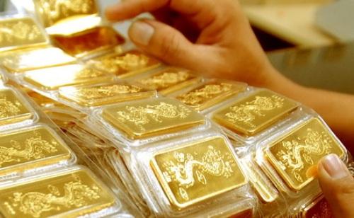 Hình ảnh Vàng giảm, USD đứng yên số 1