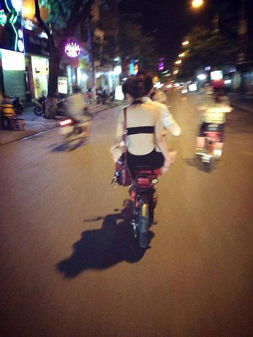 Ảnh thiếu nữ Việt hở bạo lên trang tin nước ngoài 7