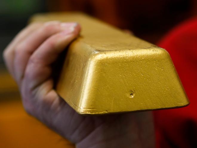 Đất nước nào tích trữ vàng nhiều nhất thế giới? 13