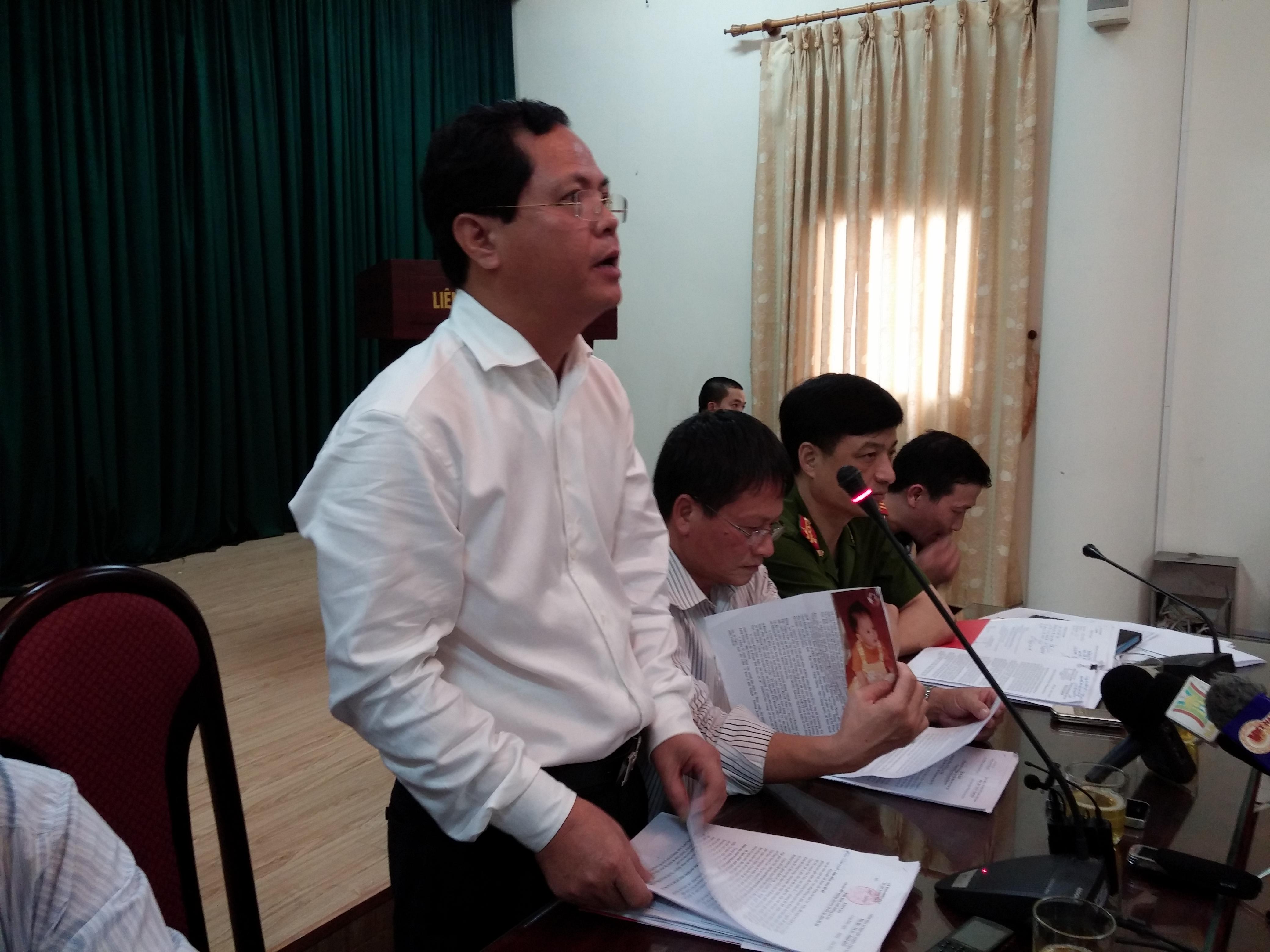 Quận Long Biên công bố nhiều sai phạm tại chùa Bồ Đề 5