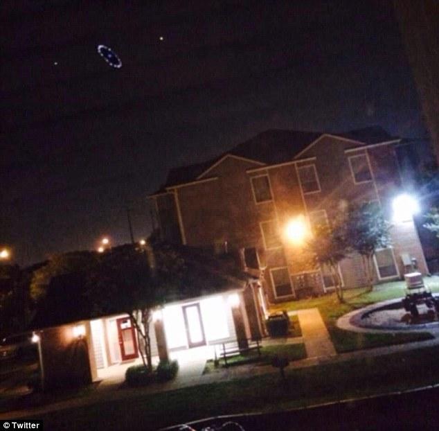 UFO lại xuất hiện trên bầu trời Mỹ? 7