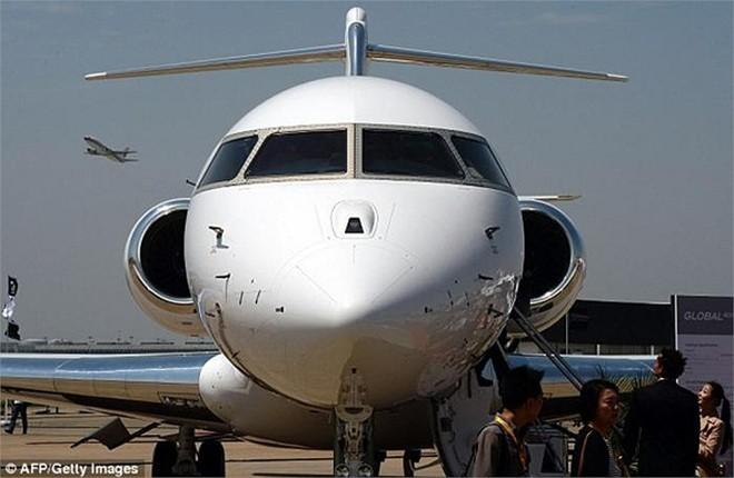 Đại gia sòng bạc chi 2,1 nghìn tỉ sắm 3 máy bay riêng 2