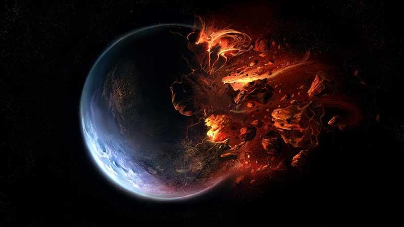 Trái Đất bị phá huỷ, loài người sẽ tuyệt diệt vào ngày 16/3/2880? 7