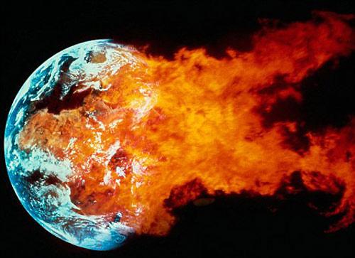 Trái Đất bị phá huỷ, loài người sẽ tuyệt diệt vào ngày 16/3/2880? 6