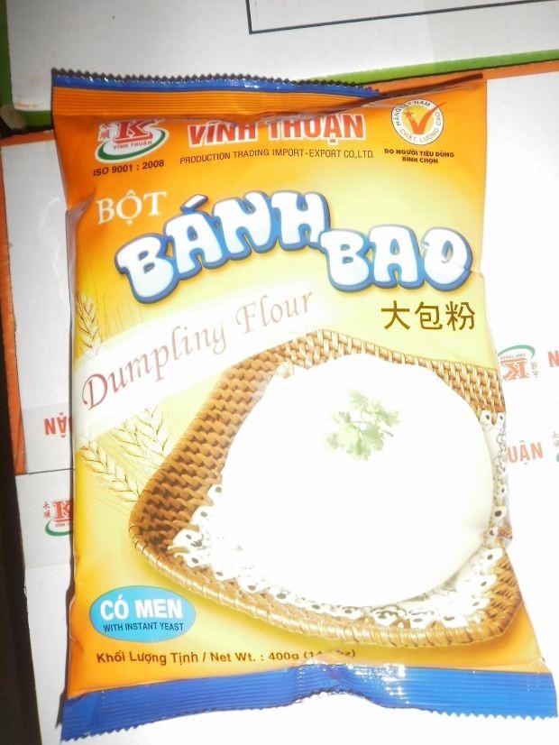 Hình ảnh Bột bánh Vĩnh Thuận bị nghi có hàm lượng nhôm quá mức số 1