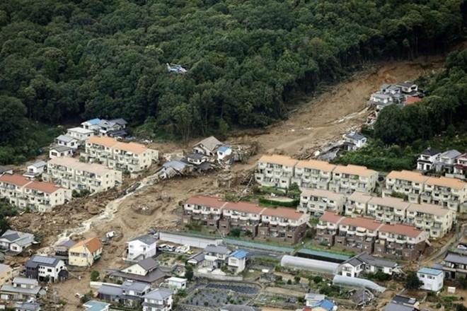 Lở đất tại Nhật Bản, ít nhất 27 người thiệt mạng 5