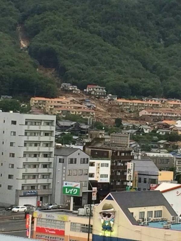 Lở đất tại Nhật Bản, ít nhất 27 người thiệt mạng 6