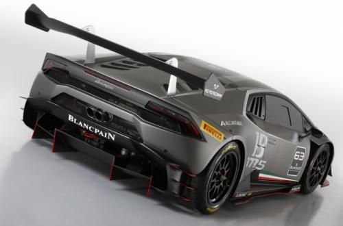 Lamborghini giới thiệu Huracan LP 620-2 Super Trofeo 6