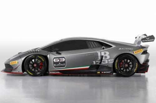 tinmoi Huracan Lp620 2 3 Hầm hố và cá tính với Lamborghini Huracan LP 620 2 Super Trofeo