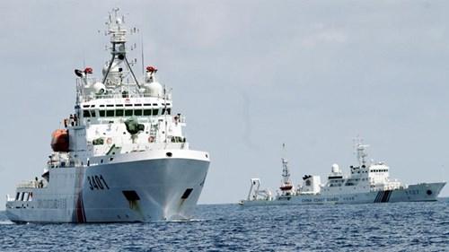 Trung Quốc điều tàu hải cảnh, vội vã thay đổi hiện trạng Trường Sa 5