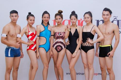 Vietnam's Next Top Model 2014: Cận cảnh