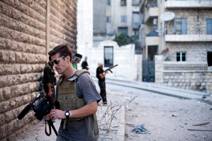 Báo Mỹ: Nhà báo James Foley bị hành quyết vì Mỹ không trả tiền chuộc 4