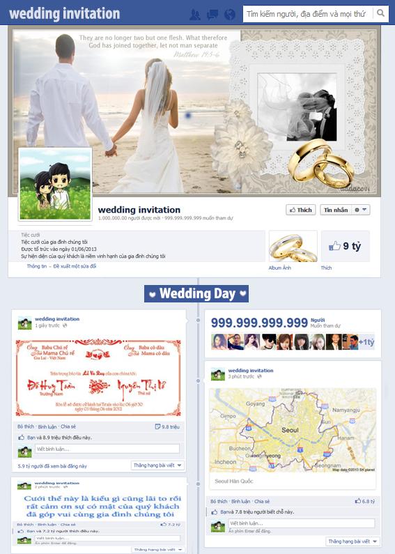 Hình ảnh Hài hước với muôn kiểu thiệp mời cưới độc lạ chỉ có ở Việt Nam số 5
