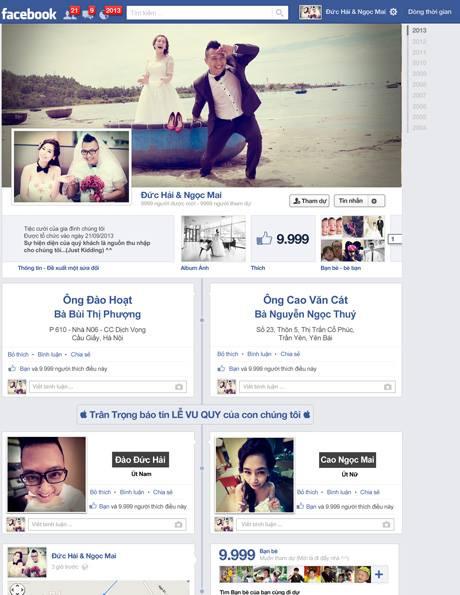 Hình ảnh Hài hước với muôn kiểu thiệp mời cưới độc lạ chỉ có ở Việt Nam số 7