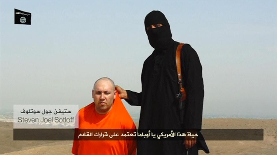 Steven Sotloff-nhà báo Mỹ tiếp theo bị ISIL dọa giết là ai? 5