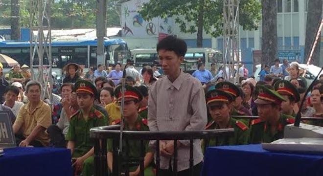 Tử hình con nghiện giết thiếu nữ dã man ở chung cư Nguyễn Kim 5