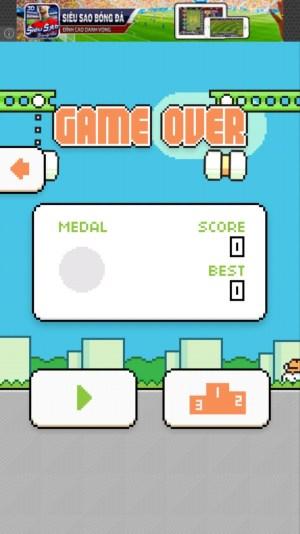 Game mới của Nguyễn Hà Đông Swing Copters 'ức chế' hơn Flappy Bird 8