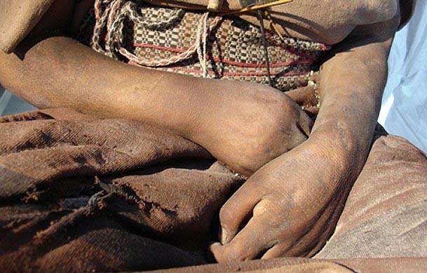 Bí ẩn về xác ướp trinh nữ Inca 500 tuổi vẫn còn nguyên vẹn 7