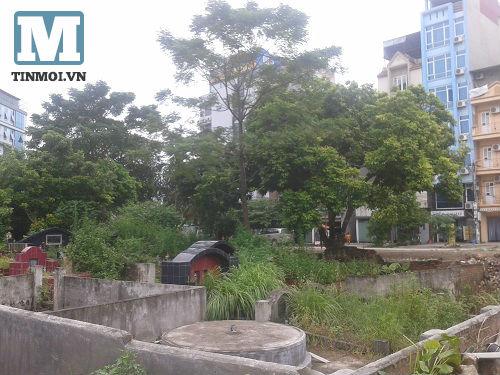 Cận cảnh nơi người sống ở cùng người chết giữa Hà Nội 11
