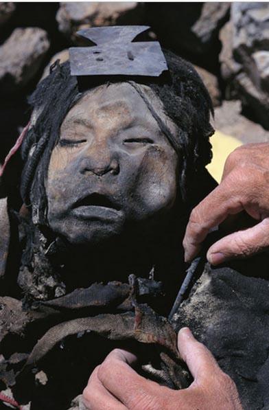 Bí ẩn về xác ướp trinh nữ Inca 500 tuổi vẫn còn nguyên vẹn 8