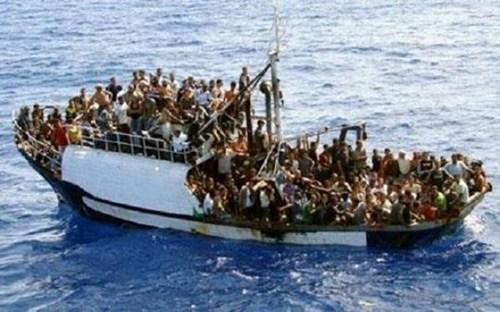 Chìm thuyền di cư ở Lybia, hàng trăm người mất tích 5